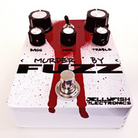 Jellyfish Electronics Murder By Fuzz Effect Pedal