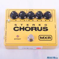 MXR M134 Stereo Chorus Guitar Effect Pedal
