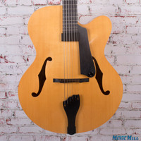 Martin CF-1 Archtop Hollow-Body Electric Guitar Natural