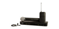 Shure BLX1288/CVL H8 Dual Channel Combo Wireless Microphone System