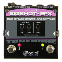 Radial Bigshot Effects Loop Switcher