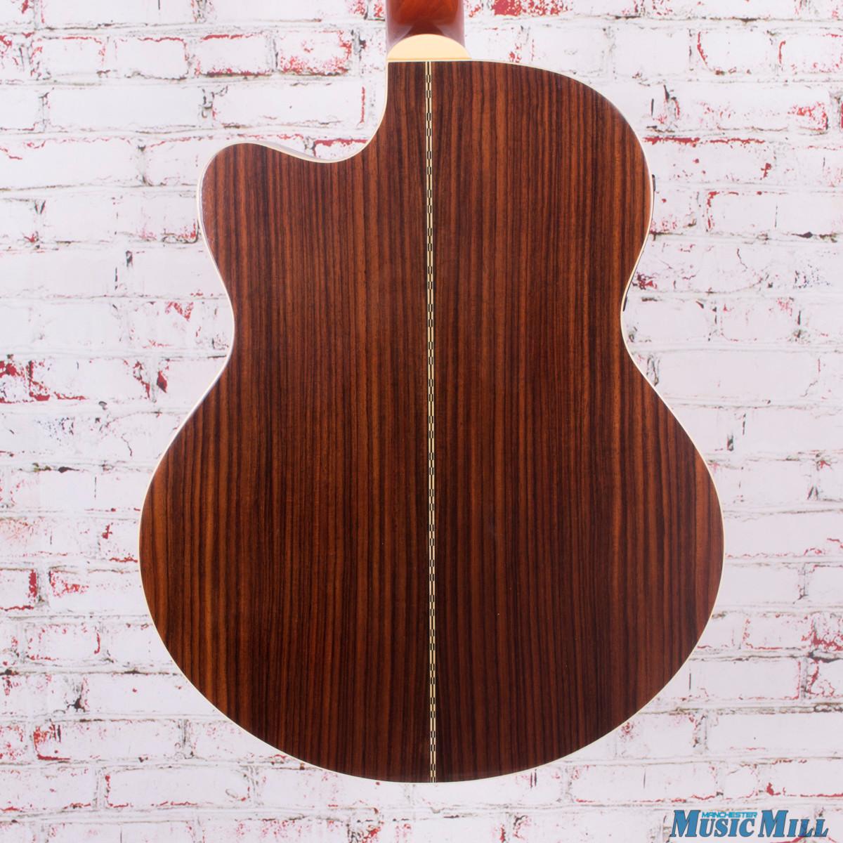 Cort SJ10x12 12 String Acoustic Electric Guitar Natural