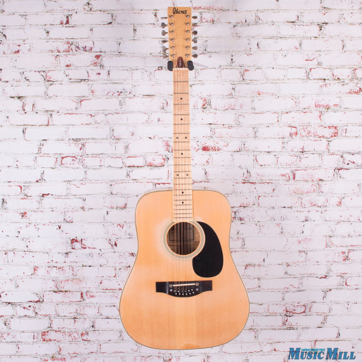 Ibanez Concord 699 12 12 String Acoustic Guitar Natural