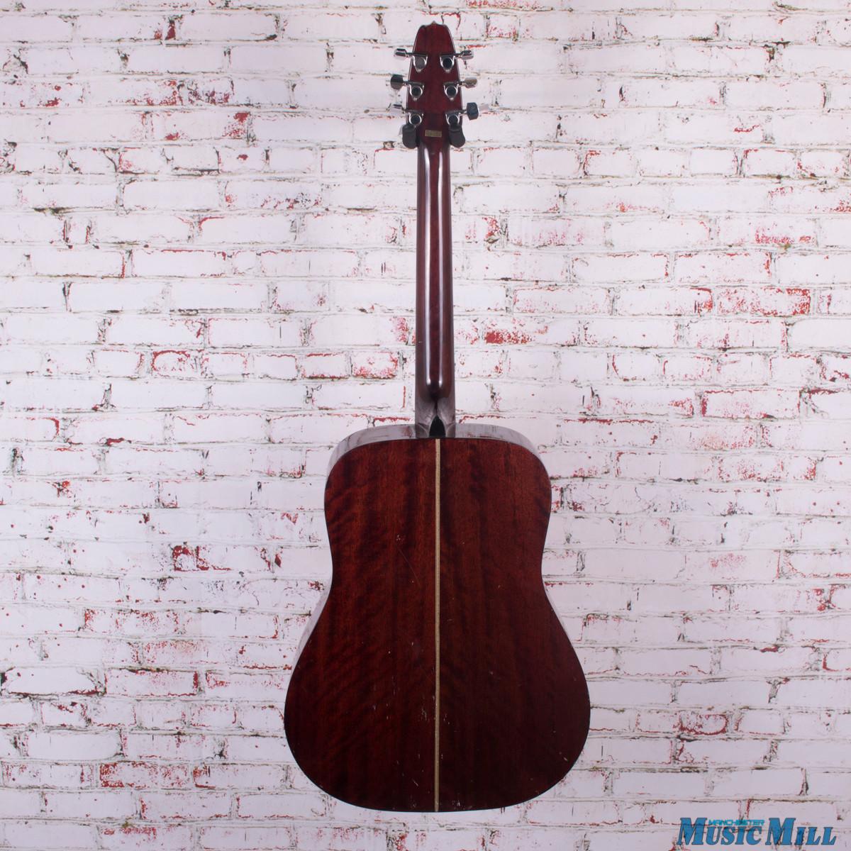 Cort Dreadnought Acoustic Guitar Natural