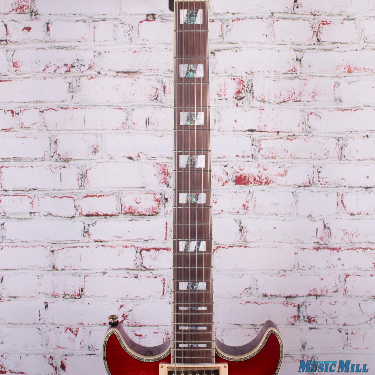 Ibanez AR420 Electric Guitar Sunburst