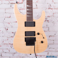 Jackson SLSXMG Soloist X Series Electric Guitar Natural