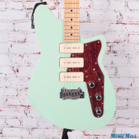 Reverend Jetstream 390 Electric Guitar Oceanside Green