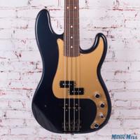 Fender Standard Precision Bass 4 String Electric Bass Black