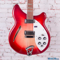2007 Rickenbacker 360 12-String Electric Guitar Fireglo