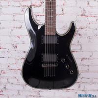Schecter Hellraiser C-1 Electric Guitar Black