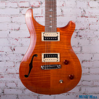 PRS SE Custom 22 Semi Hollow Electric Guitar Vintage Sunburst