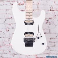 Charvel Pro Mod San Dimas Style 1 2H FR Electric Guitar Snow White