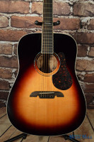 B-Stock Alvarez AD60SB Sunburst Dreadnought Acoustic Guitar