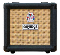 Orange PPC108 Floor‑Standing Stage Speaker Black