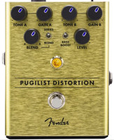 Fender Pugilist Distortion Effect Pedal