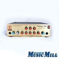 Eden WT550 Time Traveler 500W Bass Amp Head