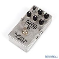 MXR Fullbore Metal Distortion Guitar Effects Pedal