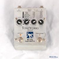 Korg Tone Works 411fx Super Multi Effect Pedal