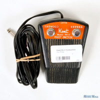 Kent FS3 Dual On-Off Footswitch