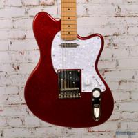 Ibanez Talman Series TM302 Electric Guitar Red Sparkle