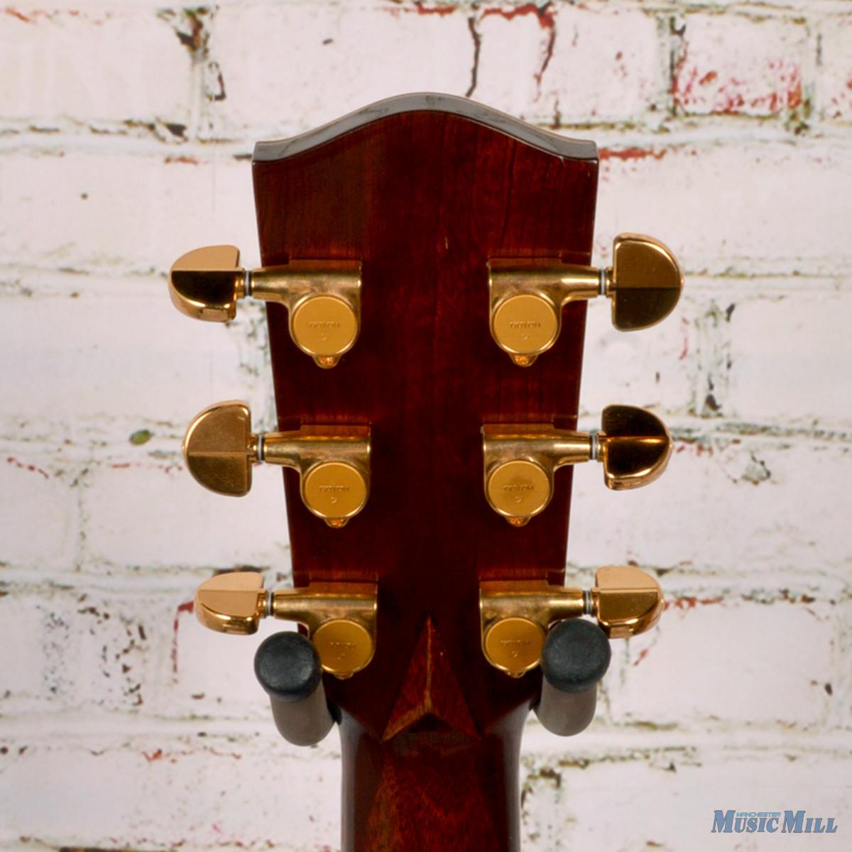Eastman AC520 Dreadnought Acoustic Guitar Natural