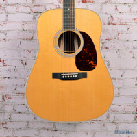 Martin 2018 D-35 Dreadnought Acoustic Guitar Natural