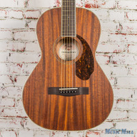 Fender PM‑2 Paramount Parlor All Mahogany Acoustic Guitar