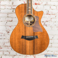 Taylor NAMM Limited Edition 812ce 12 Fret Acoustic Electric Guitar Natural