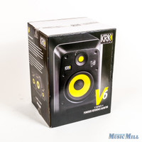 "KRK ROKIT 6 G3 6"" Powered Studio Monitor"