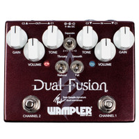 Wampler Tom Quayle Dual Fusion Double Overdrive Effect Pedal