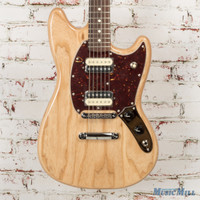 Fender Limited Edition American Special Mustang Electric Guitar Ash