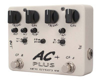 Xotic AC Plus Boost + Preamp Effect Pedal