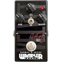 Wampler Velvet Fuzz Distortion Guitar Effect Pedal