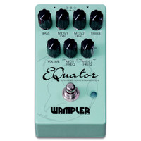 Wampler EQuator Advanced Audio Equalizer Effect Pedal