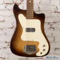 Vintage Kay Vanguard 100 Electric Guitar Sunburst