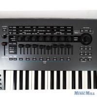 Used Yamaha Montage 7 Synthesizer