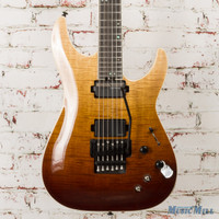 Schecter C1 FR S SLS Elite Electric Guitar Antique Fade Burst