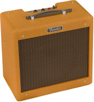 "Fender Pro Jr LTD Lacquered Tweed 15W 1x10"" Tube Combo Guitar Amplifier"