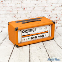 Used Orange TH100 100W Tube Guitar Amp Head