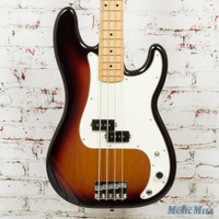 Fender Standard Precision Bass Electric Bass Brown Sunburst