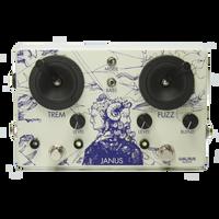 Walrus Janus Tremolo / Fuzz with Joystick Control Effect Pedal