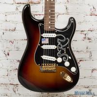 Fender Steve Ray Vaughan Stratocaster Electric Guitar 3 Tone Sunburst