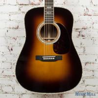 New Martin D41 Acoustic Guitar 1935 Sunburst