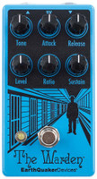 Earthquaker Devices The Warden  Optical Compressor Effect Pedal