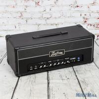 Used Kustom KG100HFX 100W Solid State Guitar Amp Head