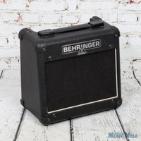 Behringer AC108 15W Vintage-Style Tube Guitar Combo