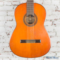 Vintage Yamaha 220A Classical Acoustic Guitar Natural