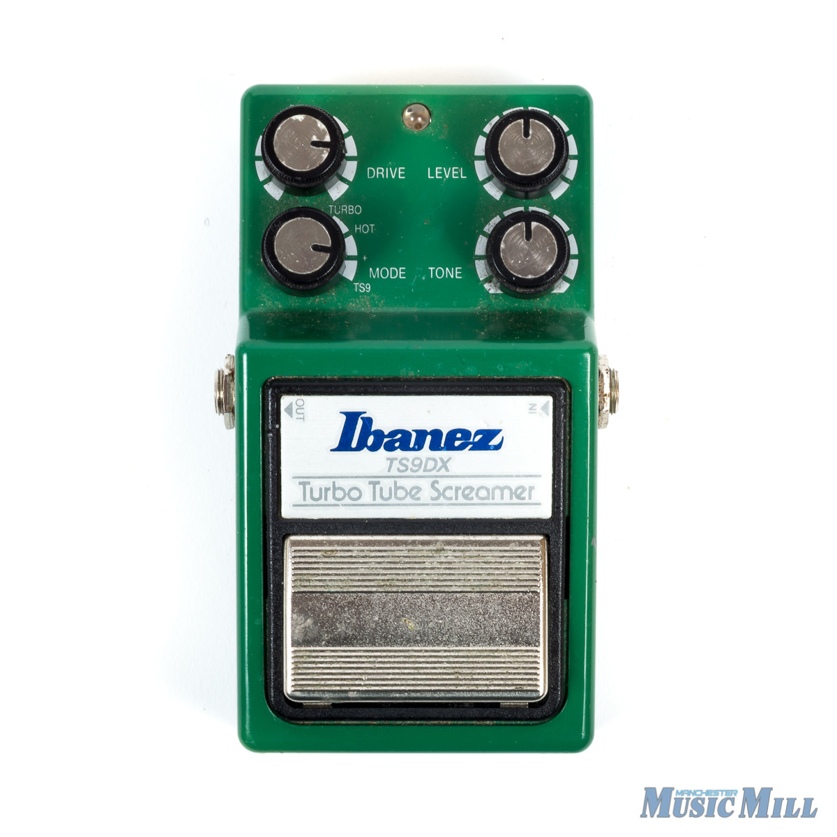 Ibanez TS9DX Turbo Tube Screamer Guitar Effects Pedal