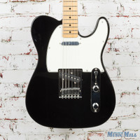 New Fender Standard Telecaster Electric Guitar Black