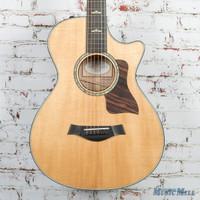 2016 Taylor 612ce 12 Fret Acoustic Electric Guitar Natural